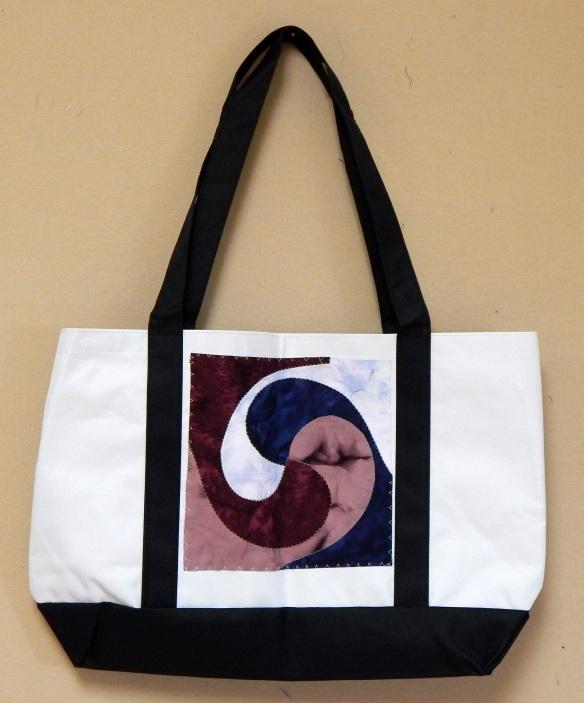 orphan block on bag