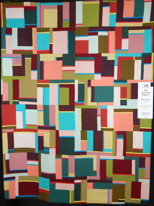 Asheville Quilt Show Zippy Quilts